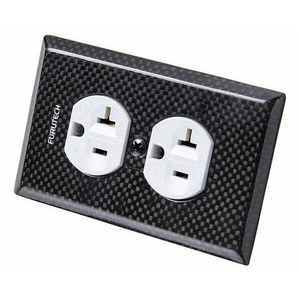 FURUTECH-OUTLET COVER 104-D-2 - Vinyl Sound