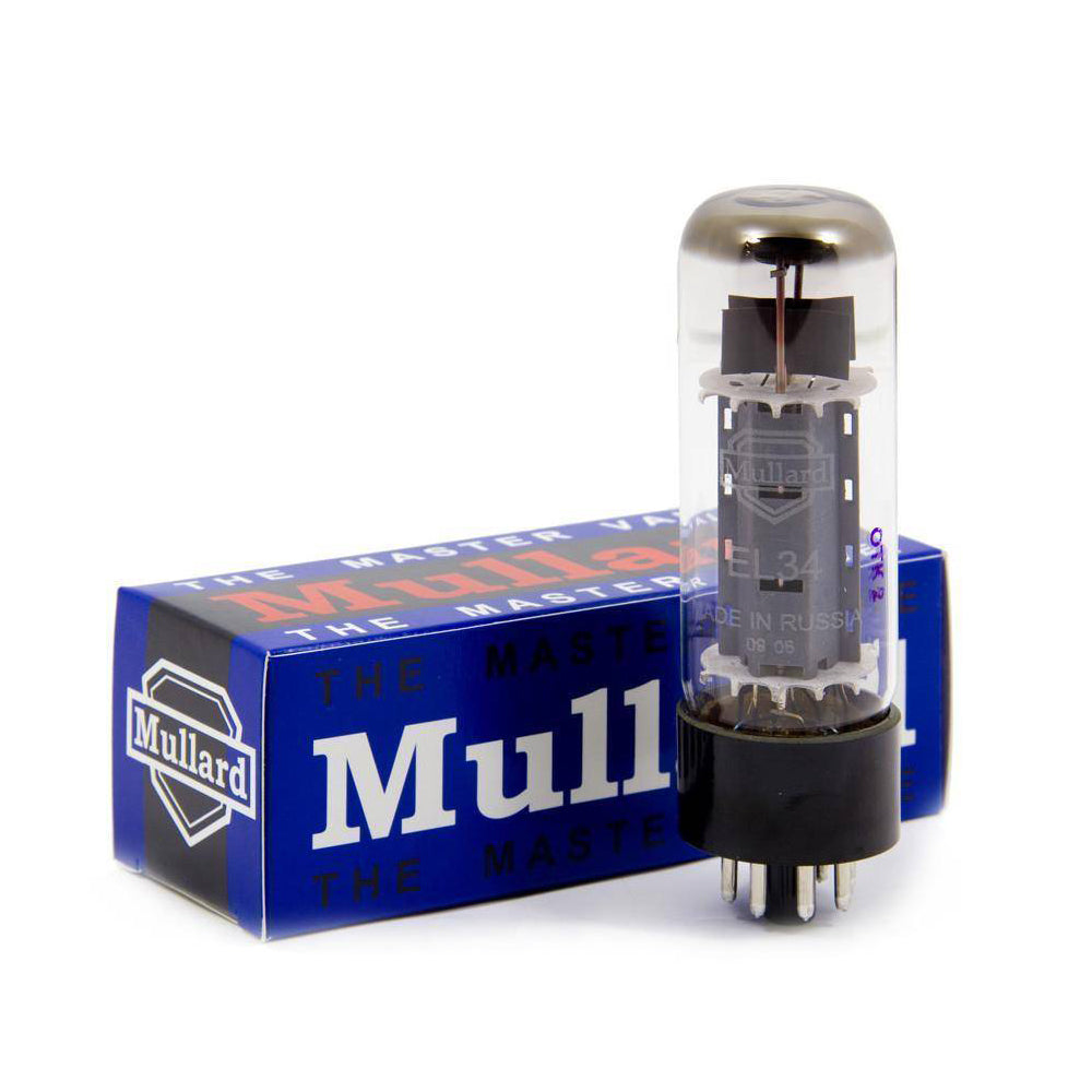 MULLARD EL34 POWER TUBE