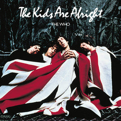 WHO THE - THE KIDS ARE ALRIGHT - Vinyl Sound