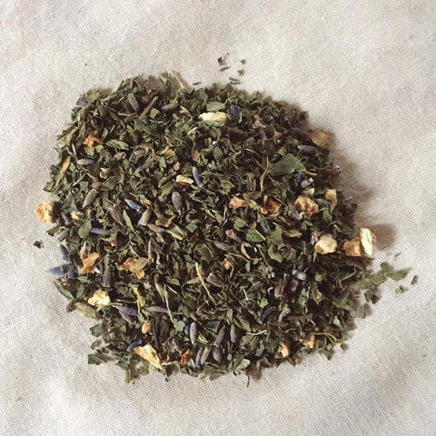 Lemon Lavender Mint