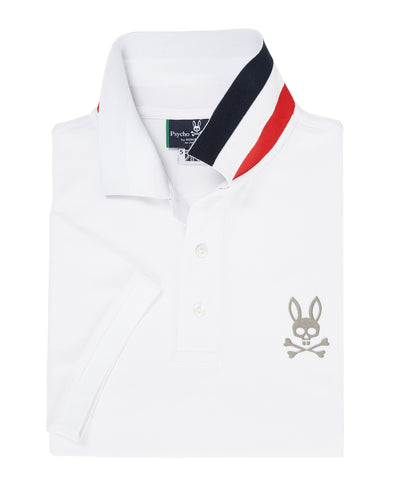 Men's Polo Tilsworth - White