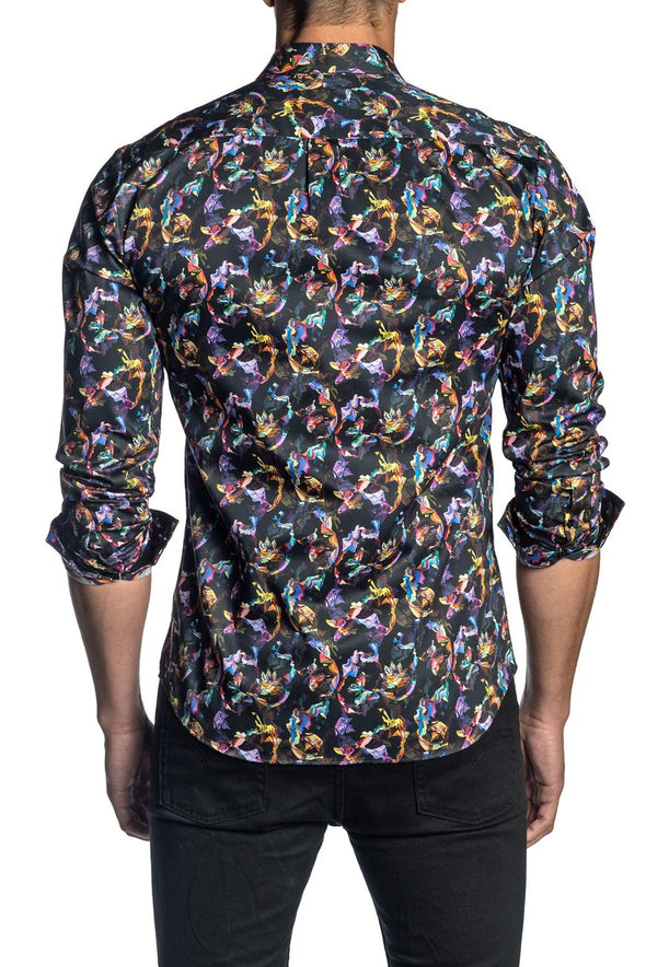 Colorful Mind Shirt Multi