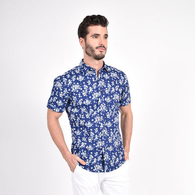 Valley Flower Patch Print Shirt