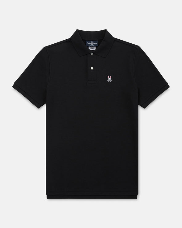 Men's Classic Polo - Black