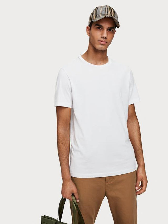 Scotch Essential White T-Shirt