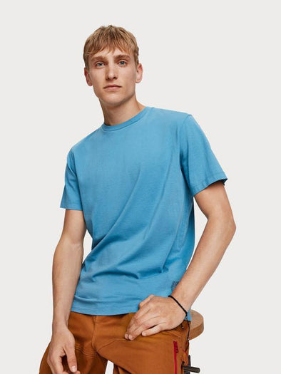 Scotch Essential Sky Blue T-Shirt