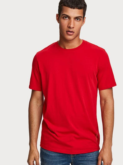 Scotch Essential Red T-Shirt