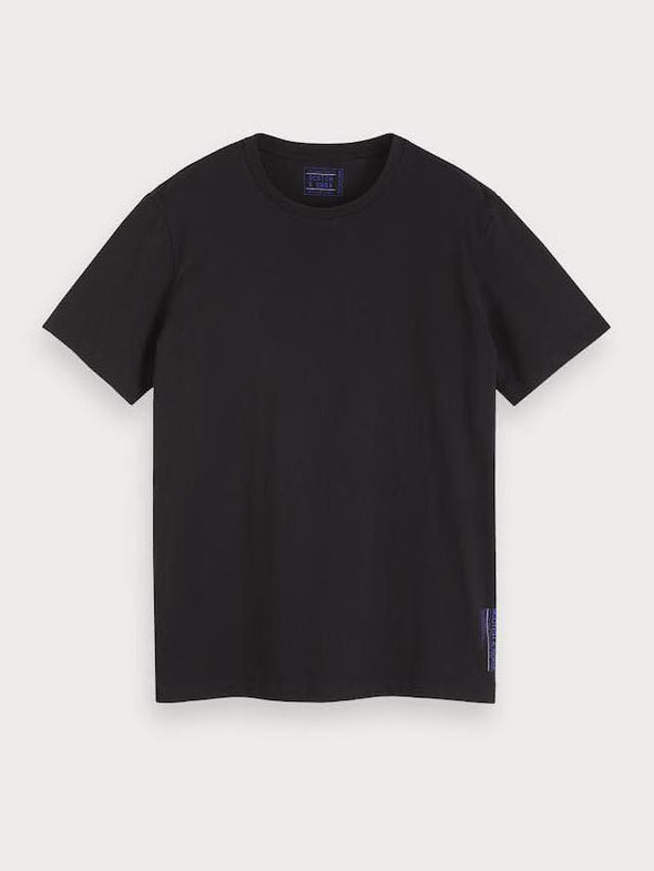 Scotch Essential Black T-Shirt