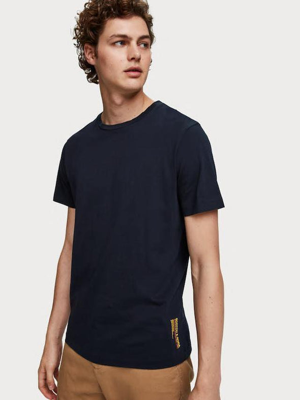 Scotch Essential Navy T-Shirt