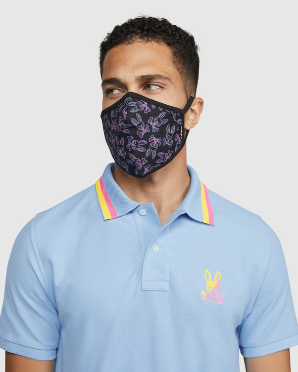 PB Face Masks Unisex - Black
