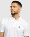 Men's Classic Polo - White