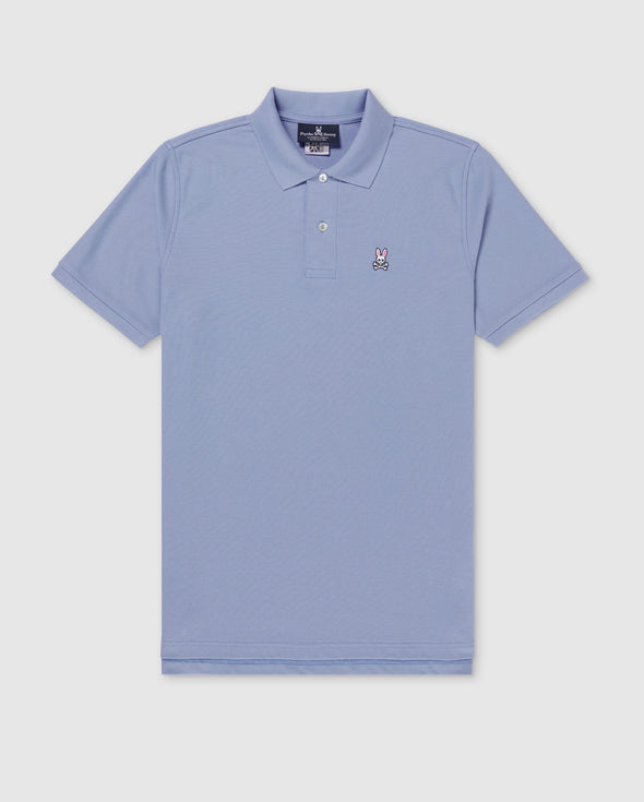 Men's Classic Polo - Vast Sky