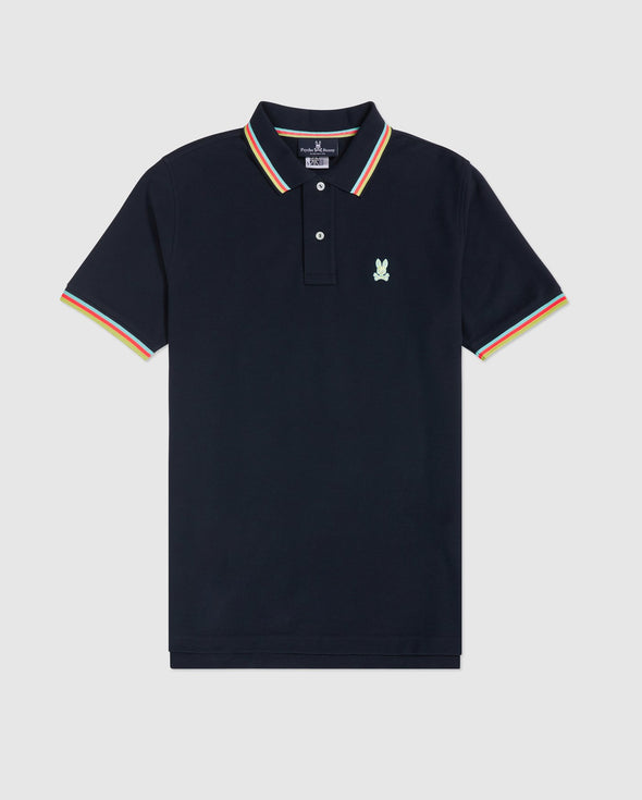 Men's Polo Kilburn  - Black