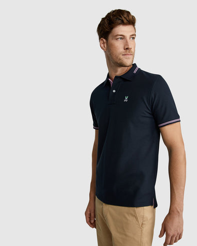 Men's Polo Peveril - Navy
