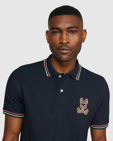 Men's Polo Hindlow - Navy