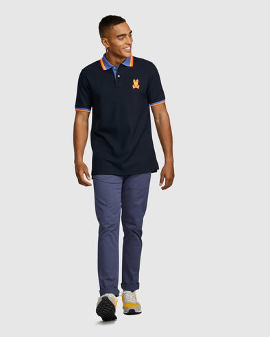 Men's Polo Dartmoor - Navy