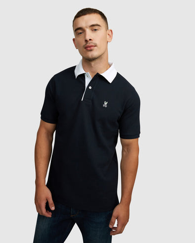 Men's Tamerton Polo - Navy