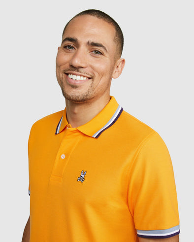 Men's Bower Polo - Flange