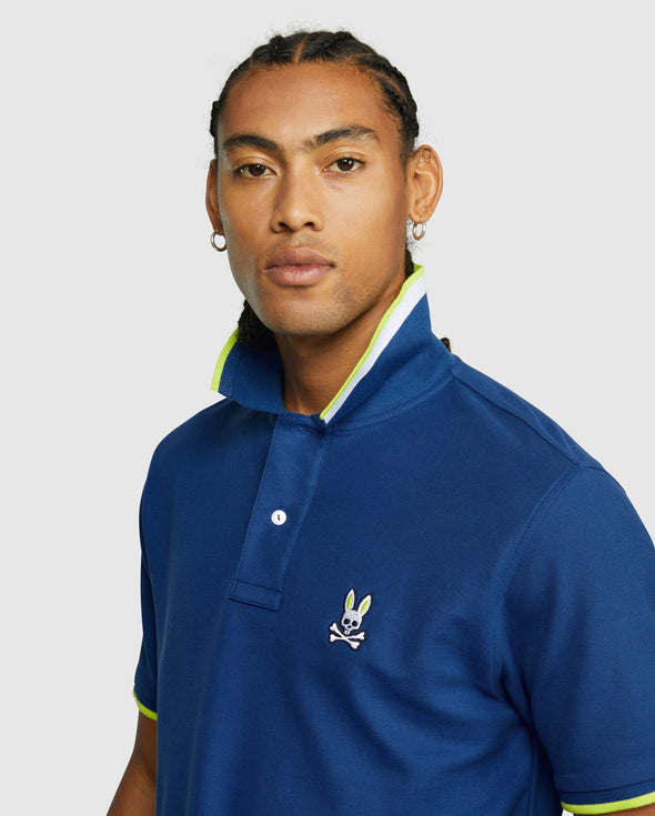 Men's Polo Kensington - Monaco