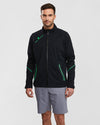 Men's Woven Sport Jacket - Black