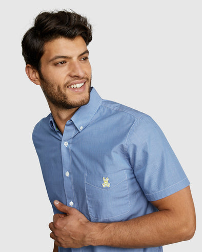 Men's Shirt Athens - Sail Blue