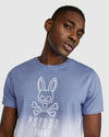 Men's Graphic Tee Fairbanks - Lapis Blue