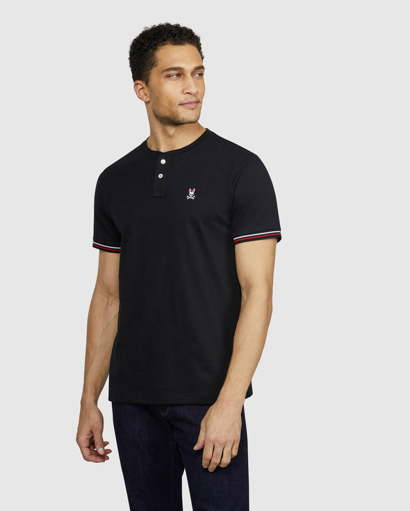 Men's Ridings Placard Tee - Black