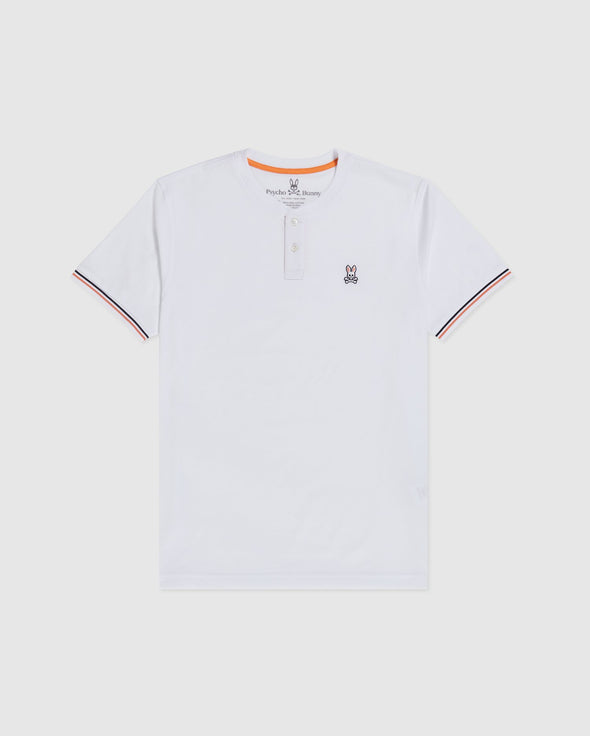 Men's Ridings Placard Tee - White
