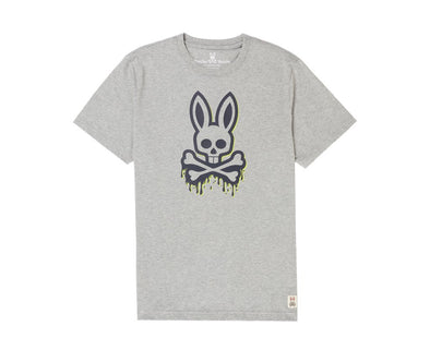 Men's Graphic Tee Portland - Heather Grey