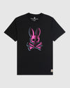 Men's Graphic Tee Roston - Black