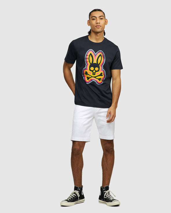 Men's Arlington Graphic Tee - Navy