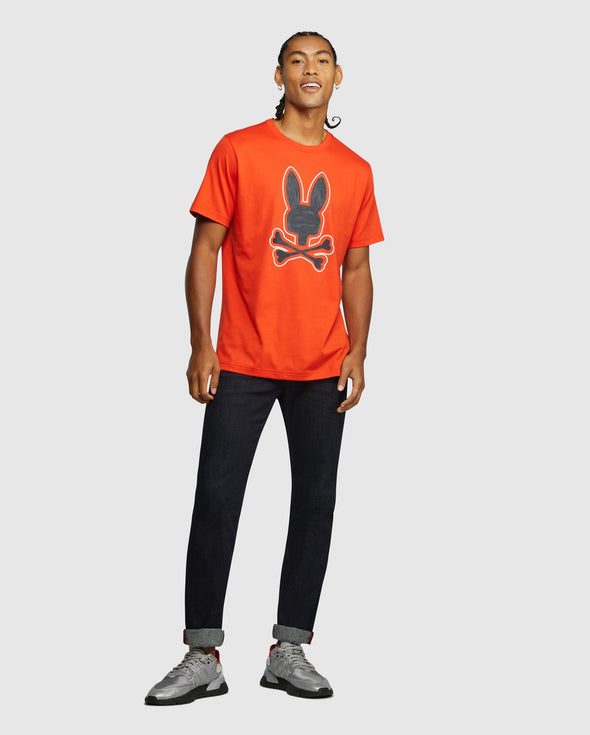 Men's Graphic Tee Kendal - Pimento