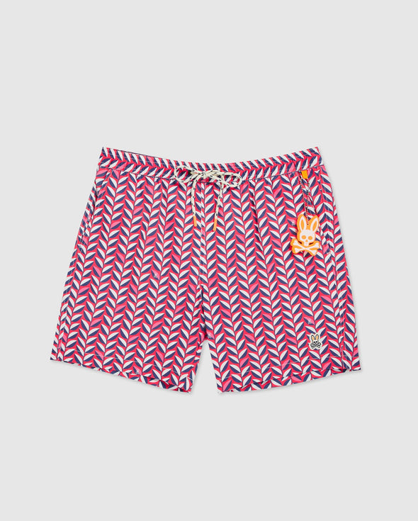 Men's Swim Trunks Twyford - Pink Raspberry