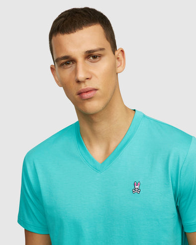 Men's Classic V Neck - Ceramic