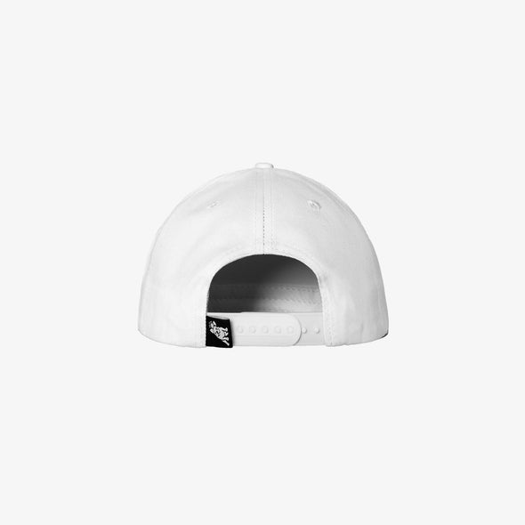 James Bark Classic Low Profile-White