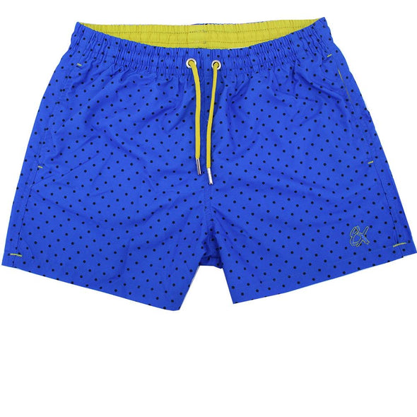 Sax Dot Print Trunks