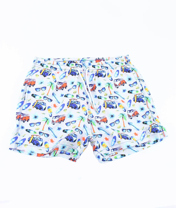 Surf City Print Trunk