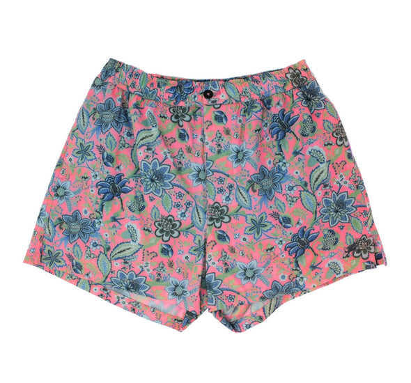 Lords of Harlech Pink Floral Swim