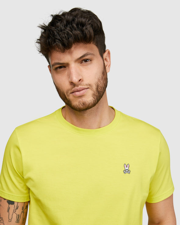 Men's Crew Neck - Safety Yellow