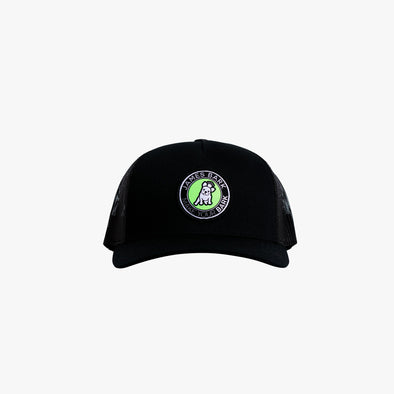 James Bark Trucker Hat - Green