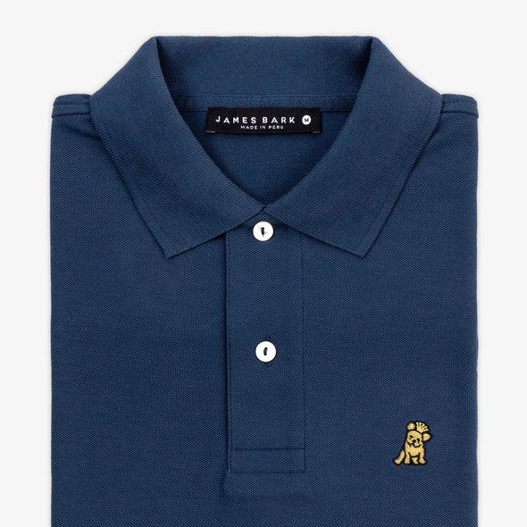 Classic Frenchie - Navy/Gold