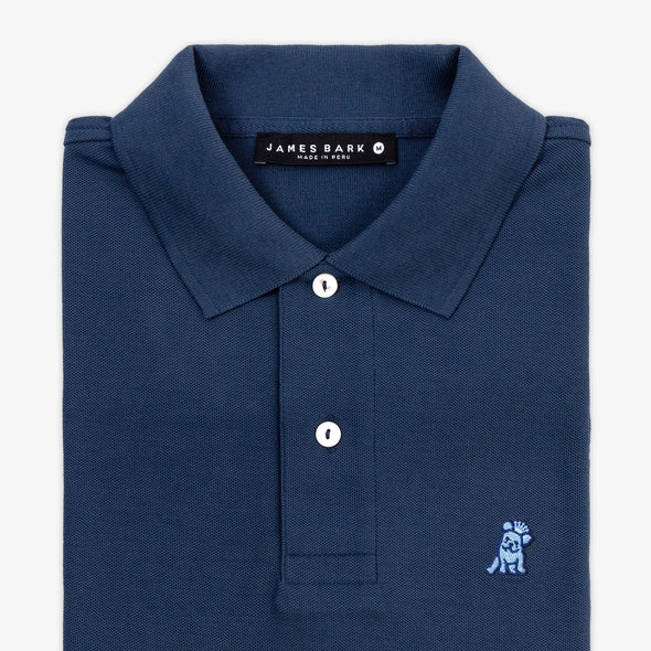 Classic Frenchie - Navy/L Blue