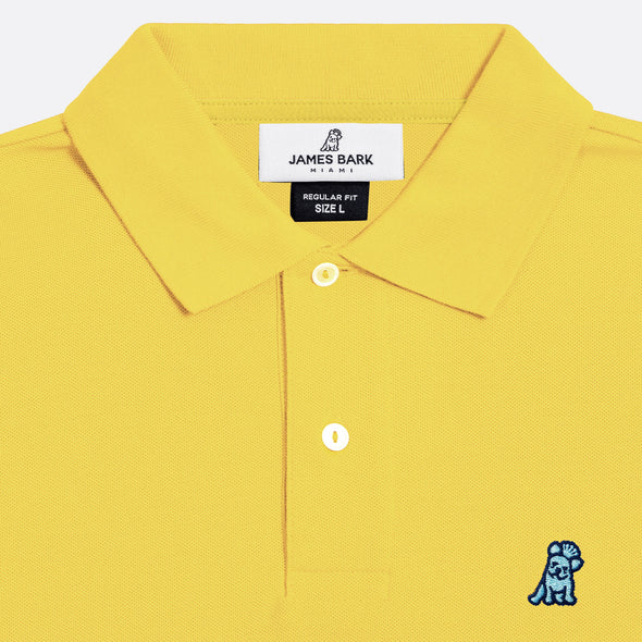 Classic Frenchie - Yellow/L Blue