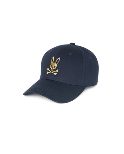 Men's Cotton Twill Cap - Navy