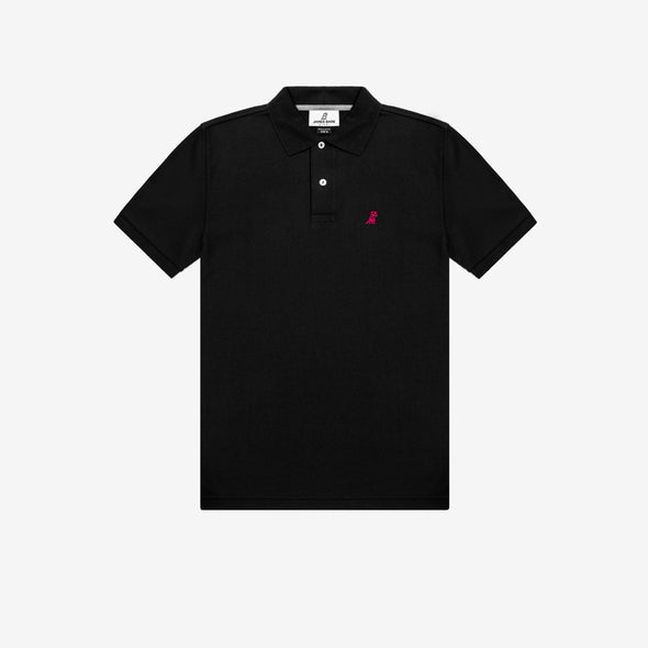 Classic Frenchie - Black/Red