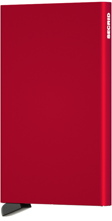 Card Protector Red