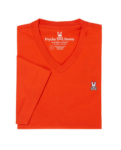 Men's Classic V Neck - Pimento