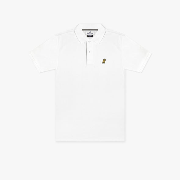 Classic Frenchie - White/Gold