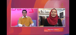Bob Rock LoveLily di TV AlHijrah