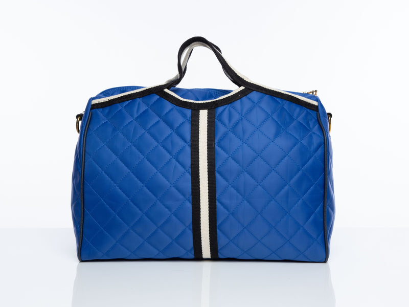 Signature Kate Travel Bag in Blue